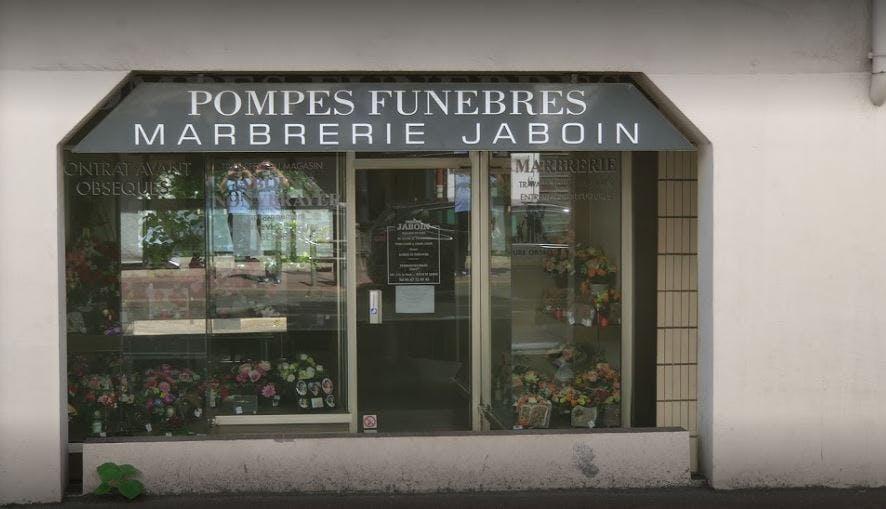 Photographie Pompes Funèbres Jaboin Sèvres