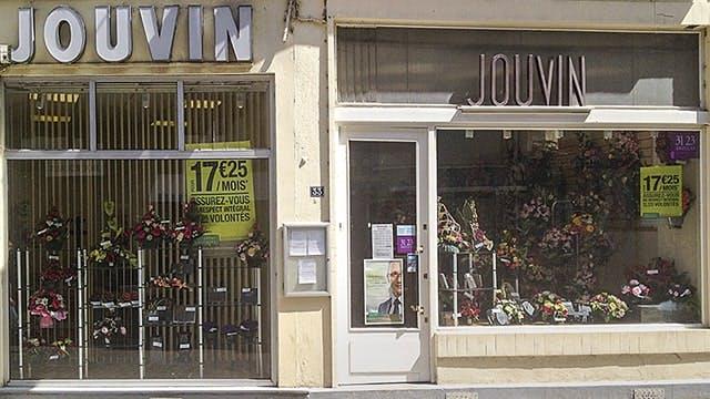 Photographies des Pompes Funèbres Marbrerie Jouvin à Valenciennes