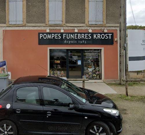 Photographie Pompes Funèbres Krost Moulins