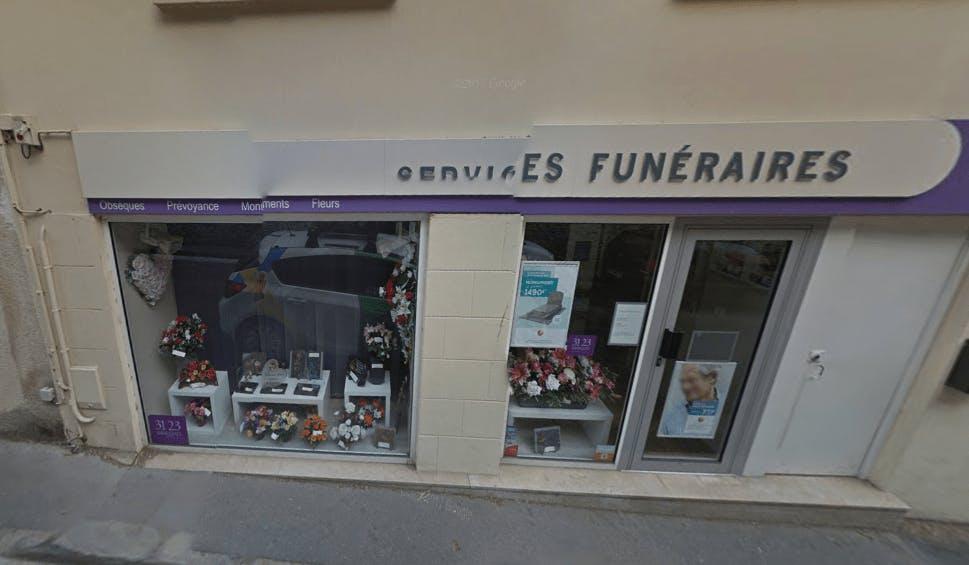 Photographie Pompes Funèbres Générales de Montfort-l'Amaury