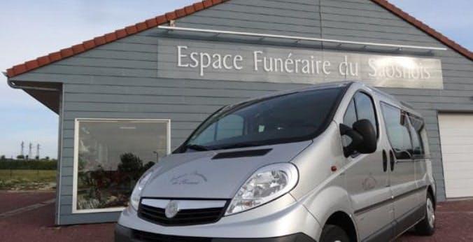 Photographies de l'Espace Funéraire Du Saosnois à Mamers