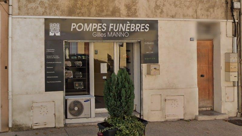 Photographies des Pompes Funebres Manno Gilles aux Pennes-Mirabeau