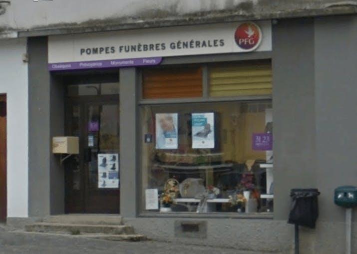 Photographie de Pompes Funèbres Générales de Gallardon