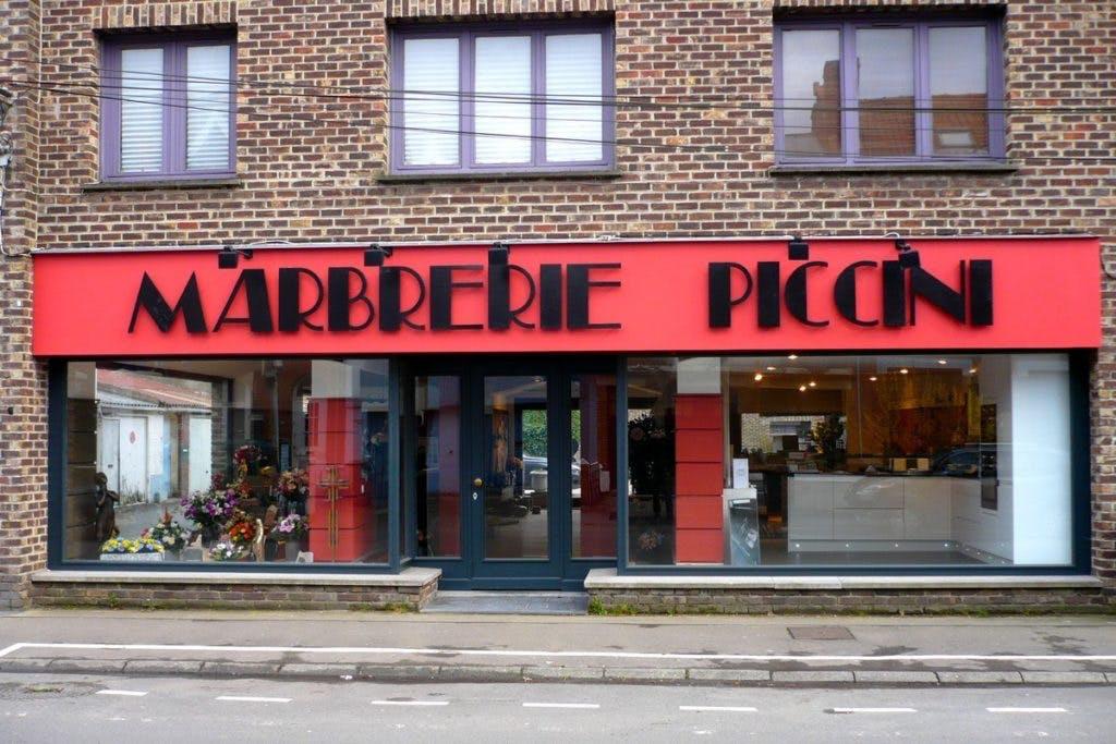 Photographie Pompes Funèbres Marbrerie Piccini Villeneuve-d'Ascq
