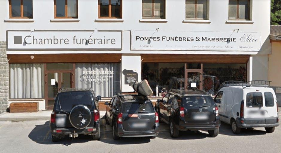 Photographie Pompes Funèbres SILVE d'Embrun