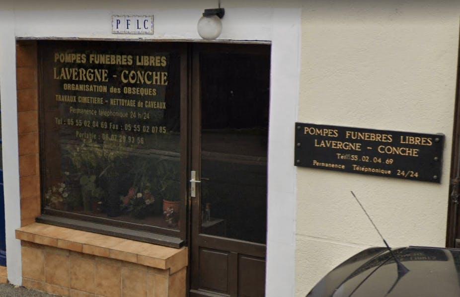 Photographie Pompes Funèbres Libres Lavergne-Conche de Saint-Junien