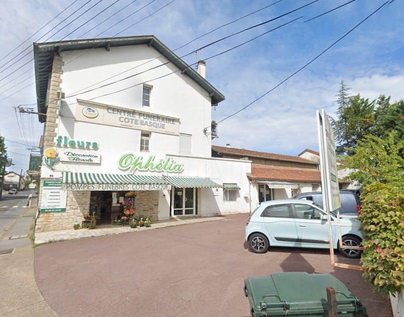 Photographies du Centre Funéraire de La Côte Basque Ophelia à Bayonne
