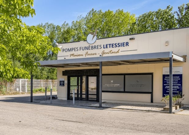 Photographie de la Pompes funèbres LETESSIER à Carpentras