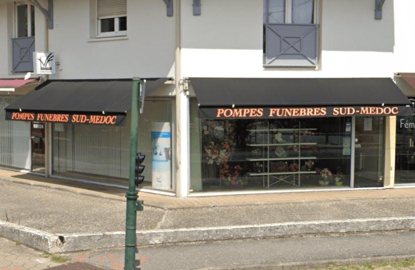 Photographie Pompes Funèbres sud Médoc de Saint-Médard-en-Jalles