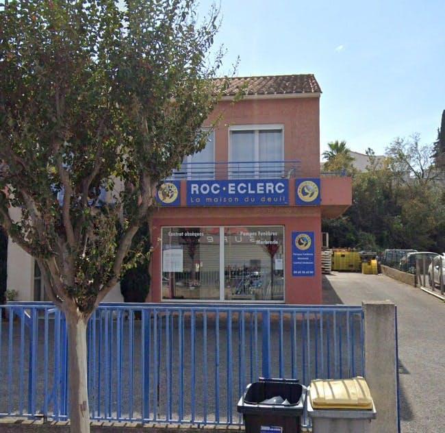 Photographies des Pompes Funèbres Saint Georges Roc Eclerc à Canet-en-Roussillon