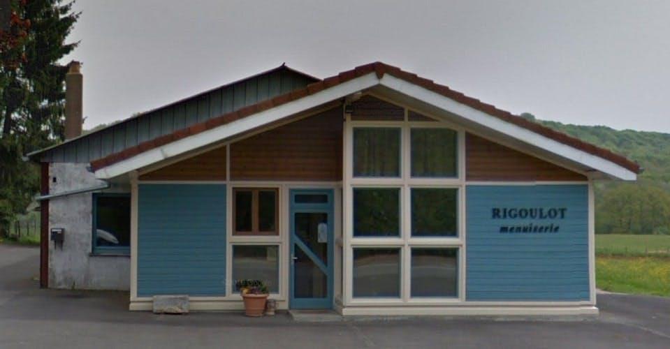 Photographies de la Marbrerie Rigoulot à Sainte-MArie