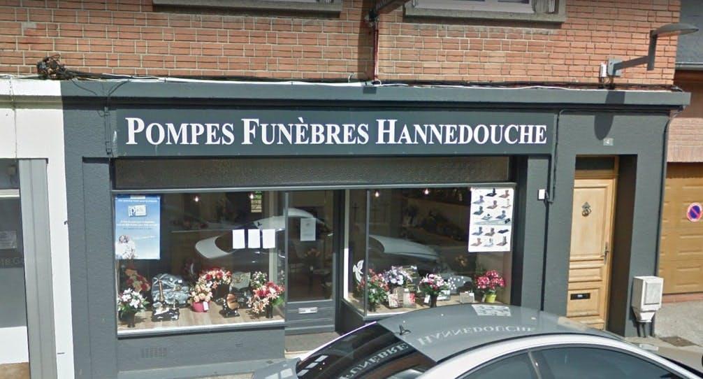 Photographie de Pompes Funèbres Hannedouche sur Eu