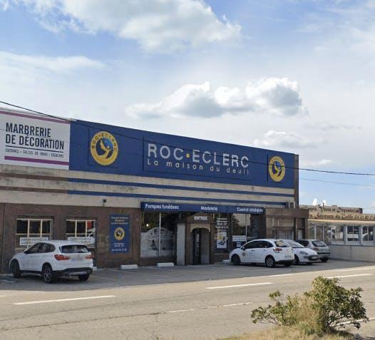 Photographie de la Pompes Funèbres ROC ECLERC à Port-de-Bouc