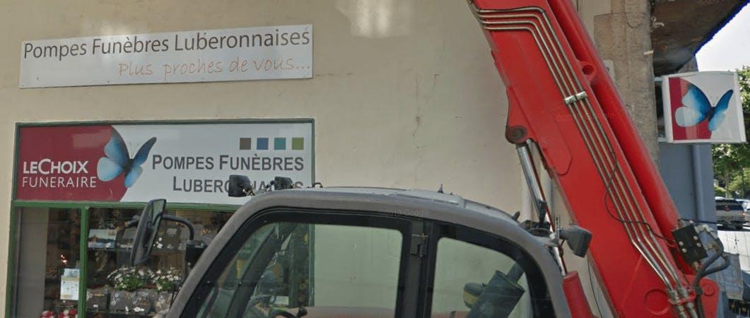 Photographie Pompes Funèbres LUBERONNAISES - Le Choix Funéraire Apt