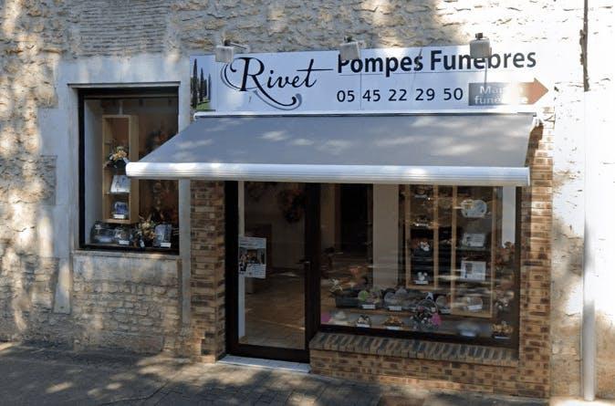 Photographie Pompes Funèbres Rivet de Chasseneuil-sur-Bonnieure