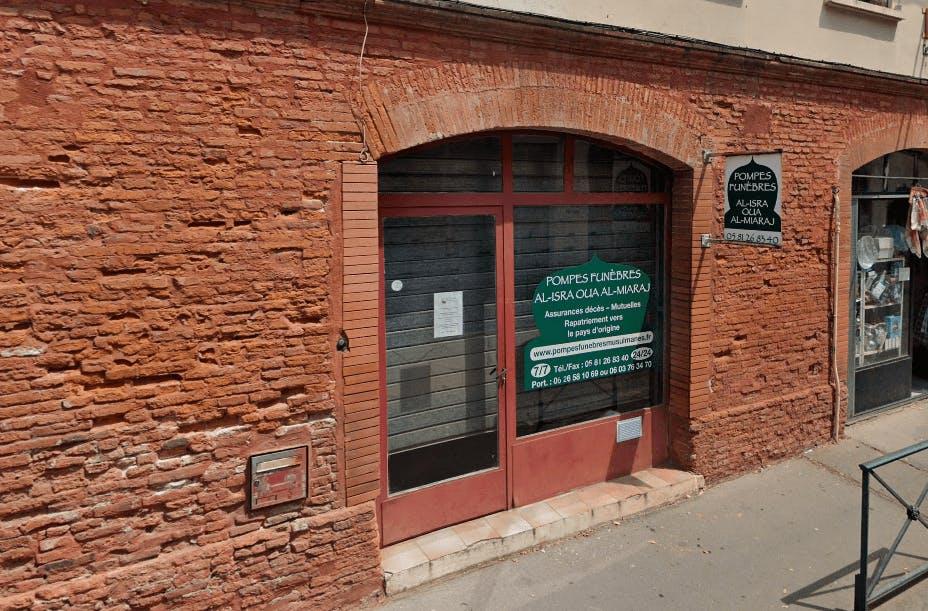 Photographie Pompes Funèbres Musulmanes Al-Isra Oua Al-Miaraj à Toulouse