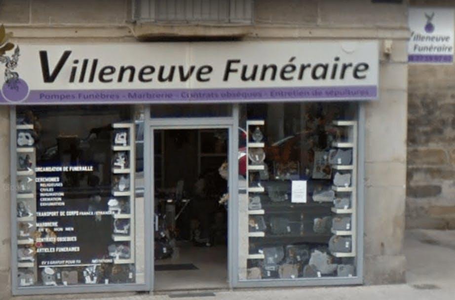 Photographie Pompes Funèbres Villeneuve Funéraire de Saint-Chamond