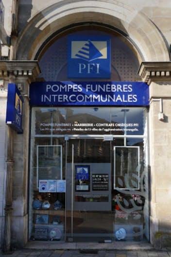Photographie des Pompes Funèbres Intercommunales