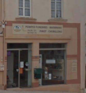 Photographie de Pompes Funèbres et Marbrerie Pinot Chubilleau sur Authon-du-Perche