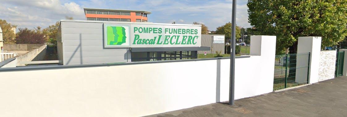 Photographie de la Pompes Funèbres Pascal LECLERC à Saint-Etienne
