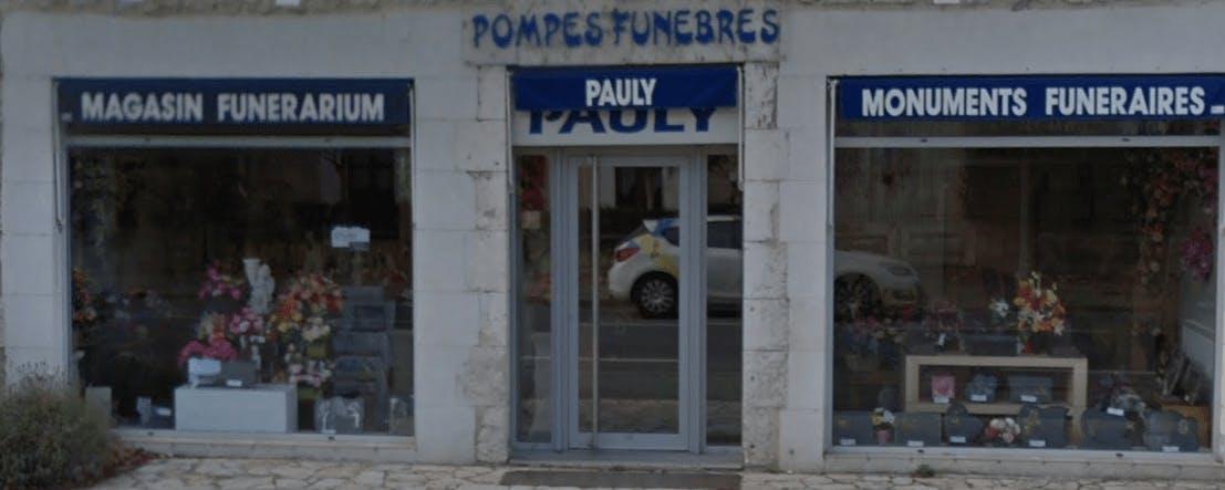 Photographie Pompes Funèbres Pauly d'Eymet