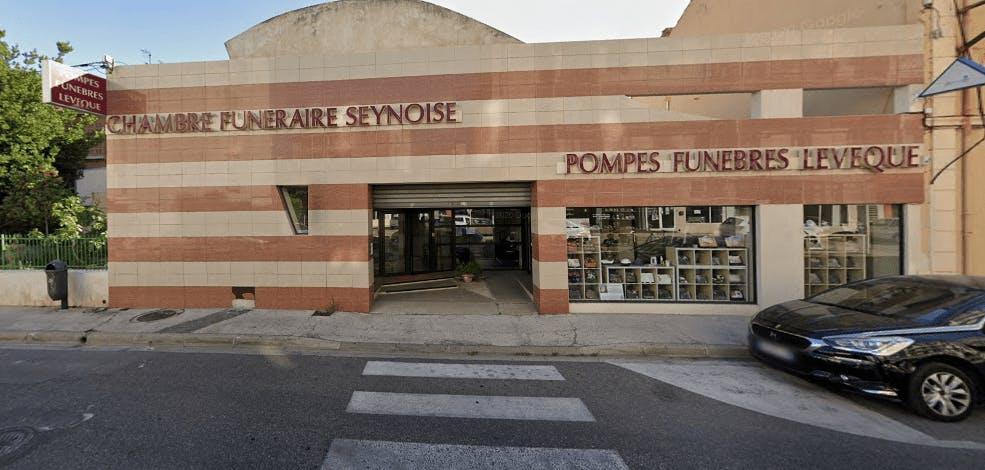 Photographie Pompes Funèbres Lévêque Funéris La Seyne-sur-Mer