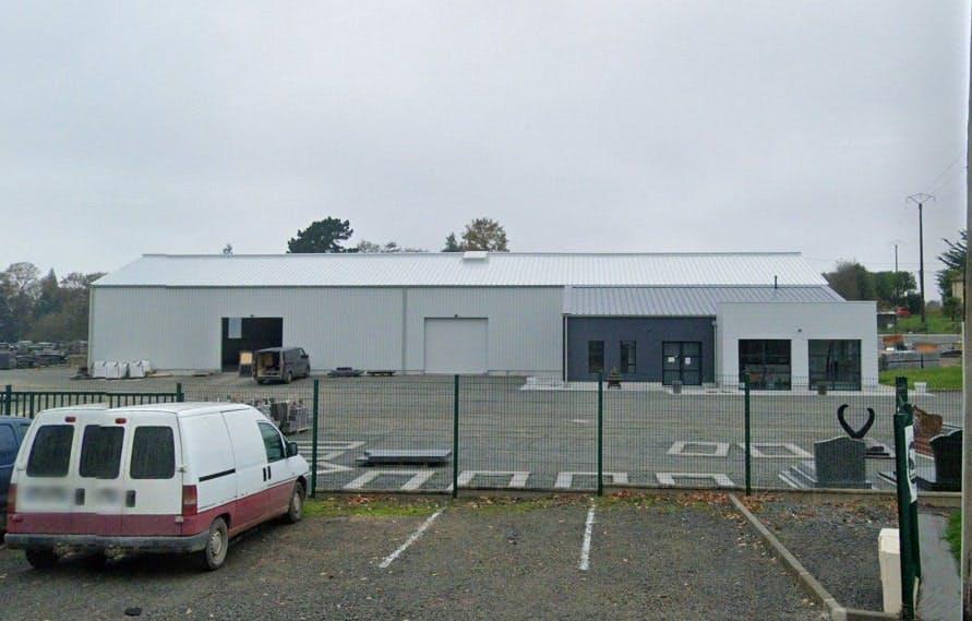 Photographies de la Marbrerie Sotheroc à Mesnil-Roc'h