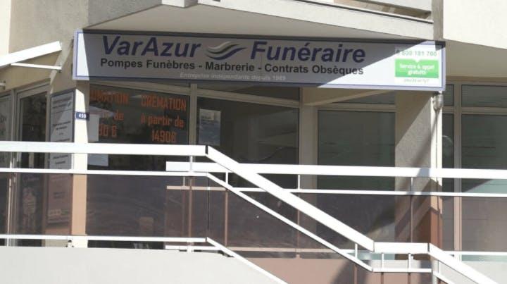 Photographie VarAzur Funéraire de Cavalaire-sur-Mer