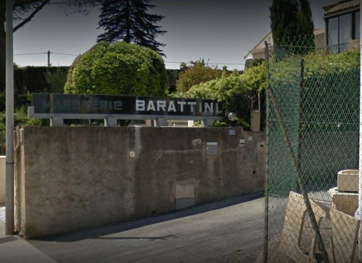 Photographie de la MARBRERIE BARATTINI de la ville de Montagnac