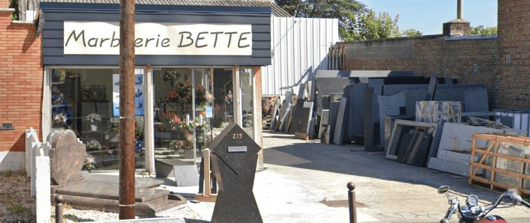 Photographie Marbrerie Eric BETTE Armentières