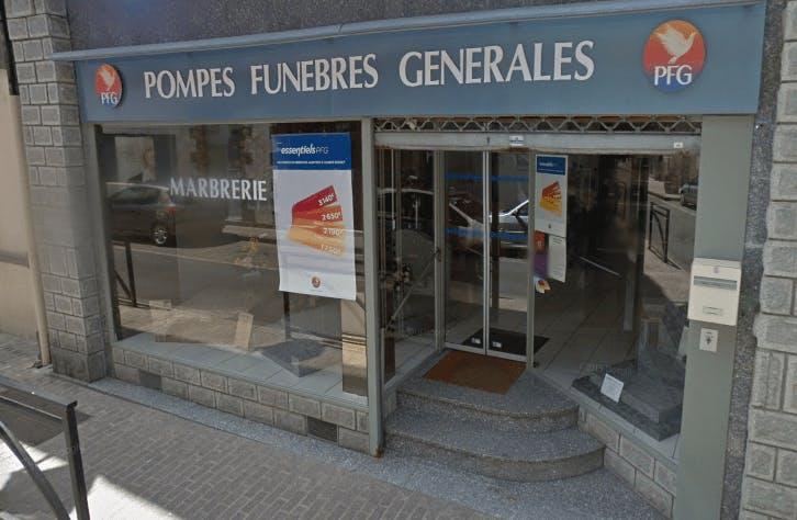 Photographie Pompes Funèbres Générales de Saint-Pourçain-sur-Sioule