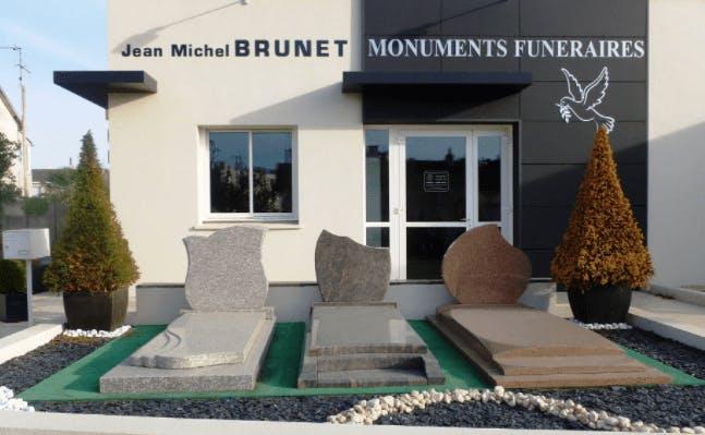 Photographie Marbrerie Funéraire Brunet de Chantonnay