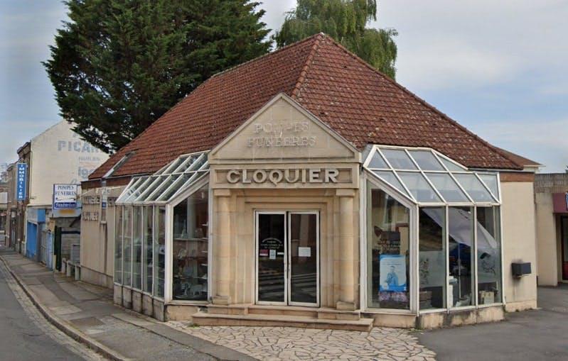 Photographie des Pompes Funèbres Cloquier Devooght Ozenne à Amiens