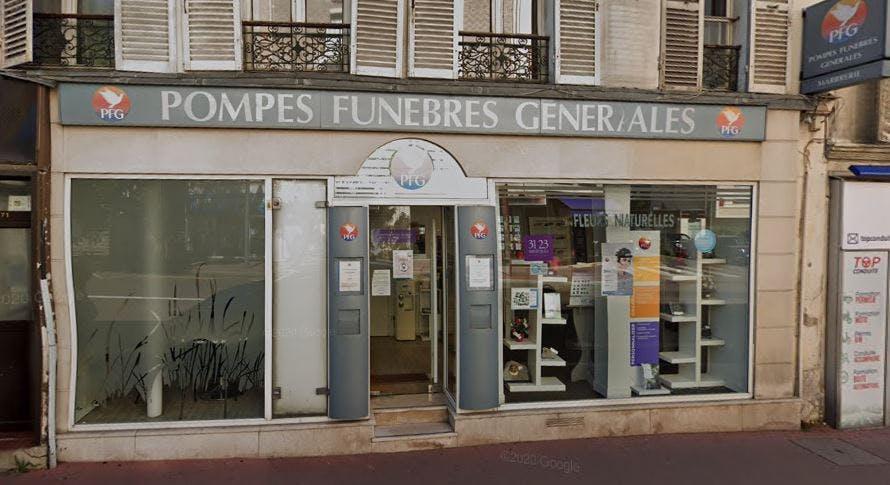 Photographie Pompes Funèbres Générales Sceaux