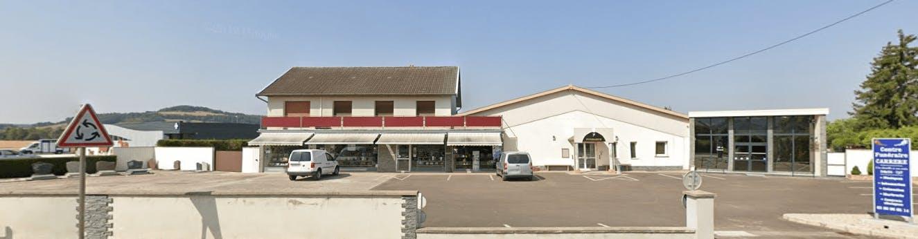 Photographie Pompes Funèbres Carrère de Venarey-les-Laumes