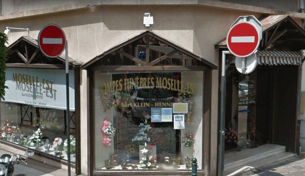 Photographie Pompes Funèbres Moselle-Est de Sarreguemines