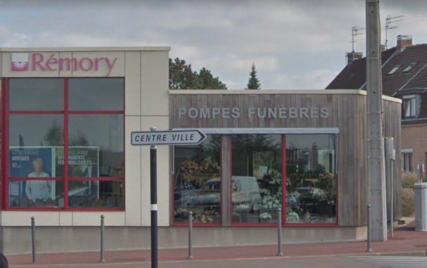Photographie de Pompes Funèbres REMORY de Linselles