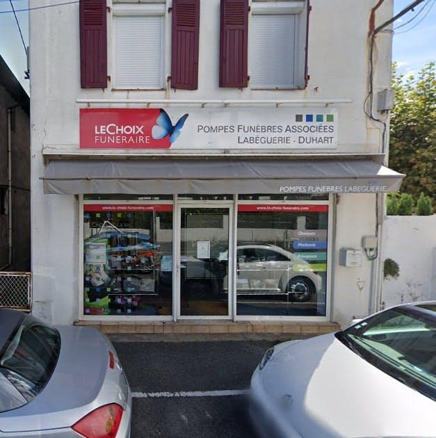 Photographies des Pompes Funèbres Associées à Bayonne