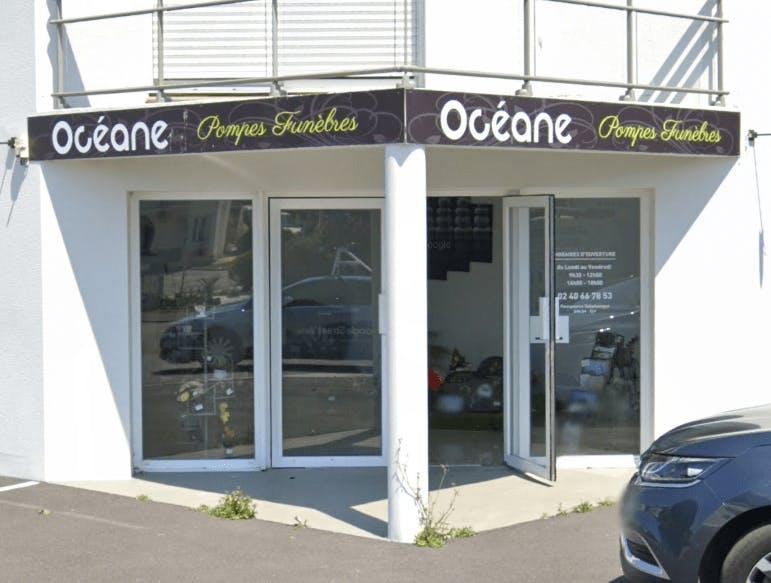 Photographie Pompes Funèbres OCEANES de La Turballe