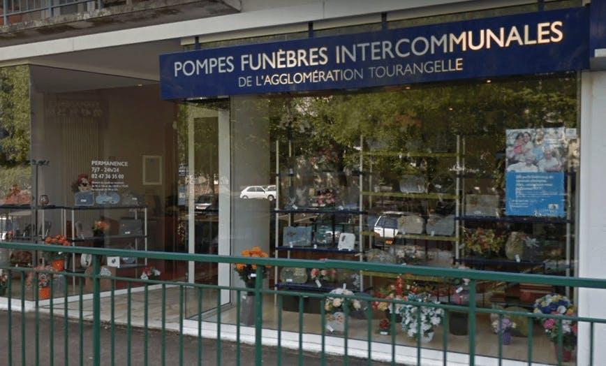 Photographie Pompes Funèbres Intercommunales  Joué-lès-Tours