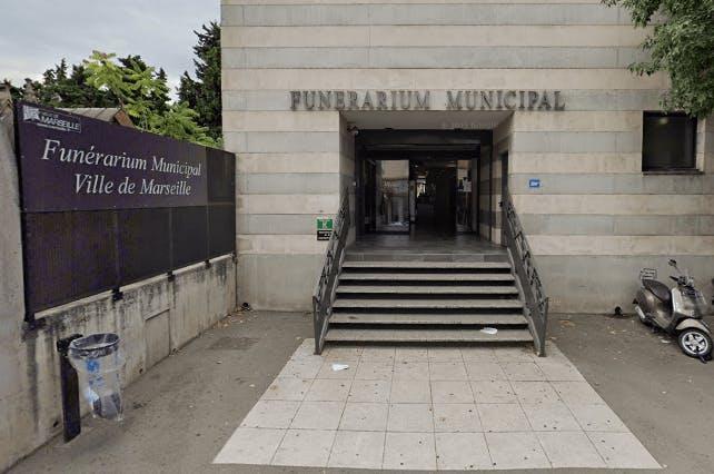 Photographie Pompes Funèbres Municipales de Marseille