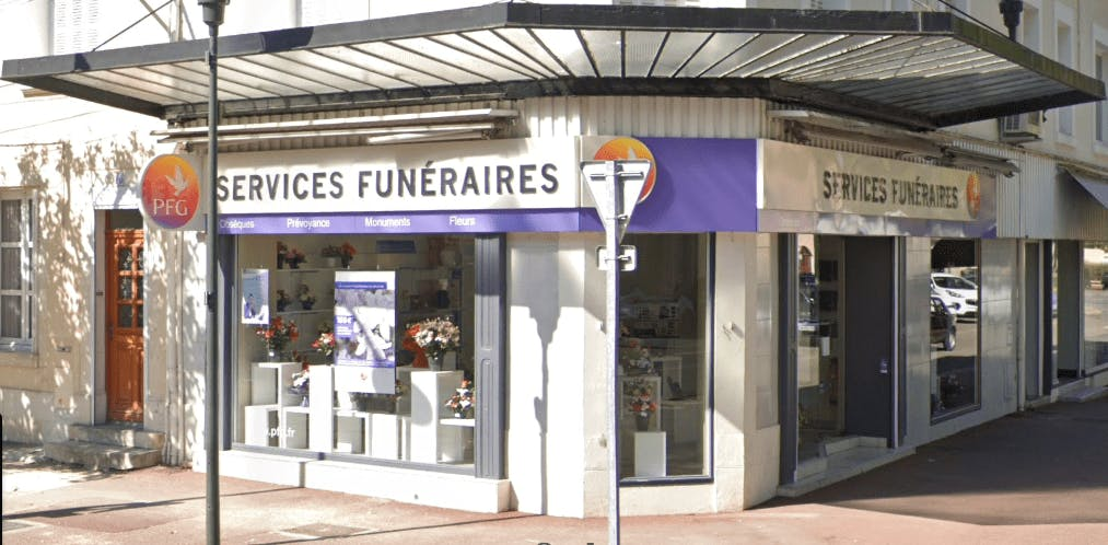 Photographie Pompes funèbres générales de Saint-Amand-Montrond