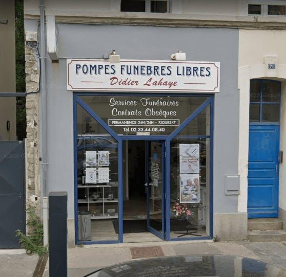 Photographie Pompes funèbres Libres - Didier Lahaye de Cherbourg-Octeville
