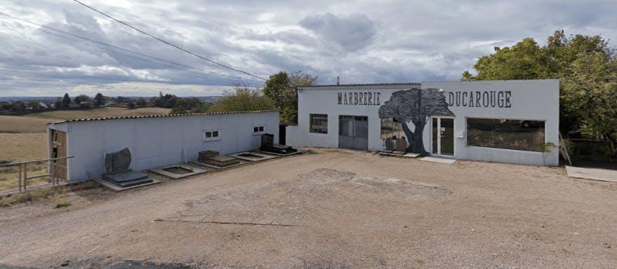 Photographie Pompes Funèbres Ducarouge de Sanvignes-les-Mines