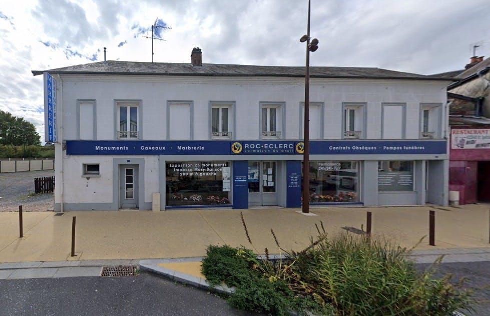 Photographies des Pompes Funèbres Roc'Eclerc à Lisieux