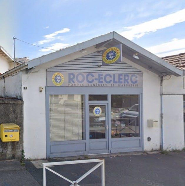 Photographies des Pompes Funèbres Roc'Eclerc à Bayonne
