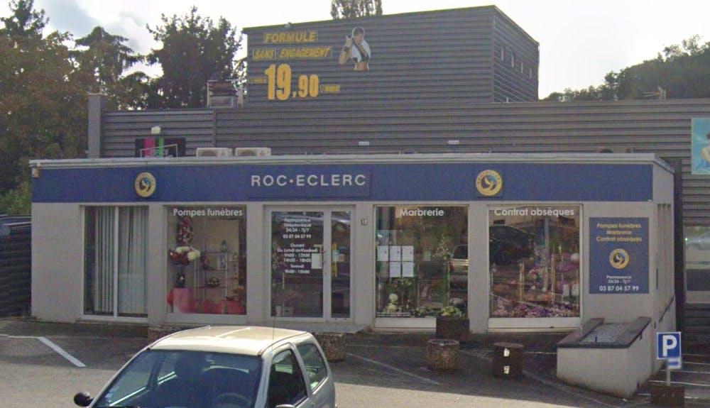 Photographies des Pompes Funèbres Roc'Eclerc à Betting