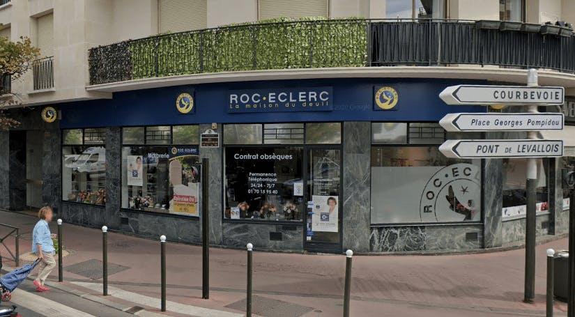 Photographie Pompes Funèbres Roc-Eclerc Levallois-Perret