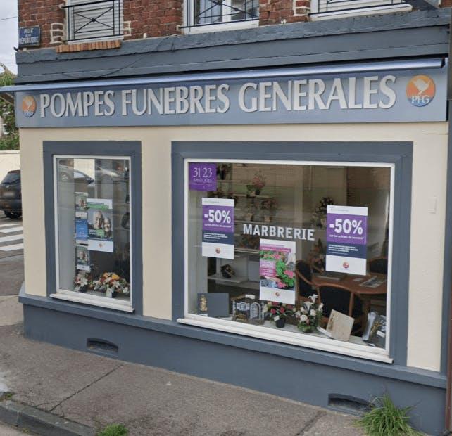 Photographie Pompes Funèbres Générales de Saint-Aubin-lès-Elbeuf