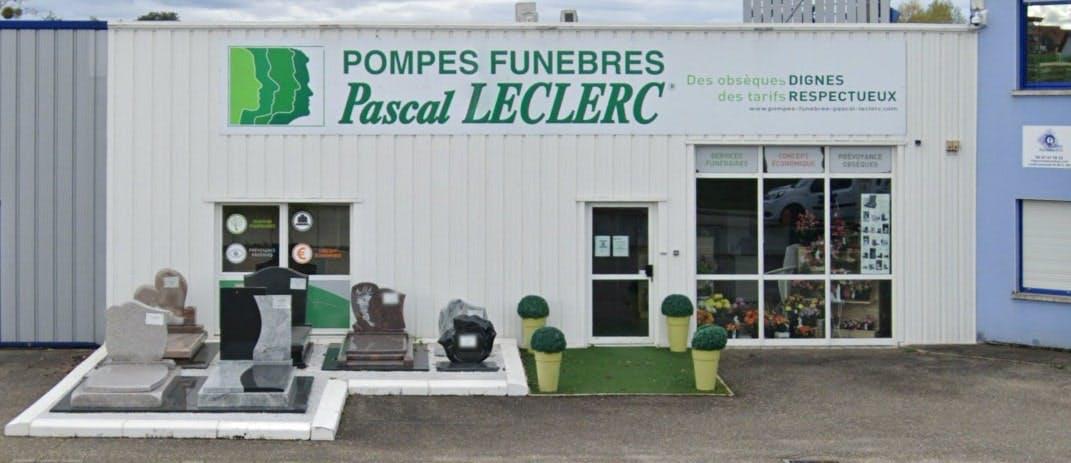 Photographie des Pompes Funèbres Pascal Leclerc à Buhl-Lorraine